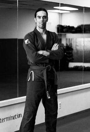 paris snyder mma wrestling bjj coach los angeles